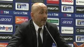 """Spalletti:""""Prima del gol sentivo avvisaglie positive"""""""