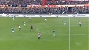Feyenoord, l'eurogol della settimana è di Toornstra!