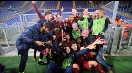 Roma, i top & flop del derby
