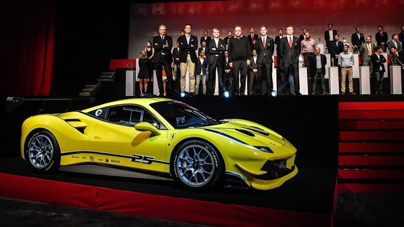 Ferrari 488 Challenge, la nuova
