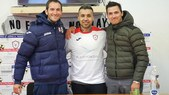 Serie D Monterosi, preso l'ex Napoli, Lazio e Bologna Matuzalem