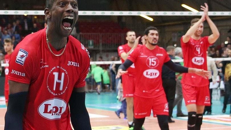 Volley: Coppa Cev, giovedì l'esordio di Piacenza contro lo Stroitel Minsk