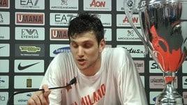 Basket, clamoroso: Gentile lascia Milano