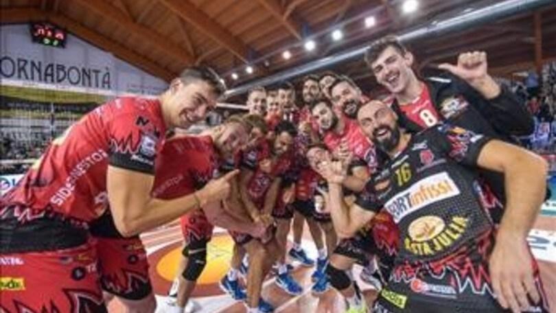 Volley: Champions League, domani e mercoledì le tre italiane esordiscono nelle Pool