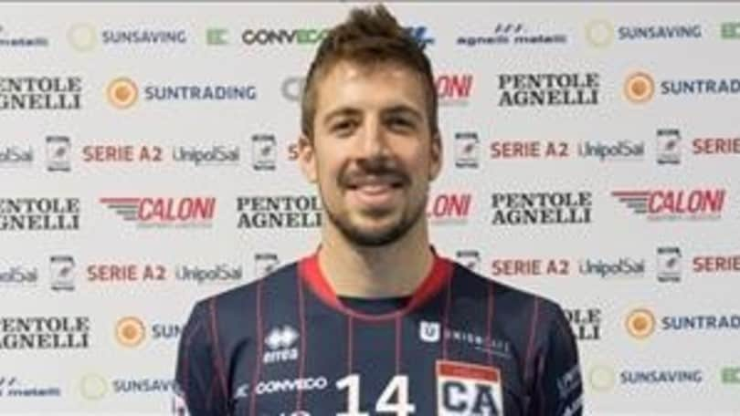 Volley: A2 Maschile, nuovo regista per Bergamo, Igor Jovanovic