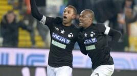Udinese-Bologna 1-0: festa Danilo al 93'!