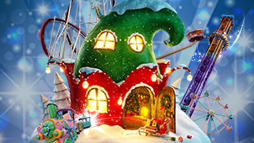 Arriva il Natale a Rainbow MagicLand