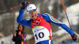 Sci di fondo: Giorgio Di Centa torna in gara a Davos