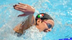 Mondiali Vasca Corta, Pellegrini in finale dei 200 stile libero