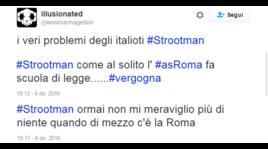 Squalifica Strootman, i tifosi della Roma non la prendono per niente bene