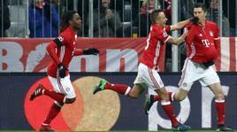Bayern Monaco-Atletico Madrid 1-0, le emozioni della partita