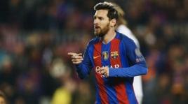 Barcellona-Borussia Moenchegladbach 4-0, la tripletta di Arda