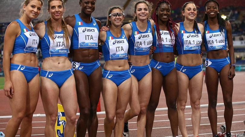 Atletica - Asics nuovo partner della Iaaf