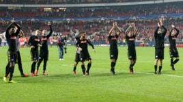 Champions League, le pagelle del Napoli: super Mertens, solo Gabbiadini delude