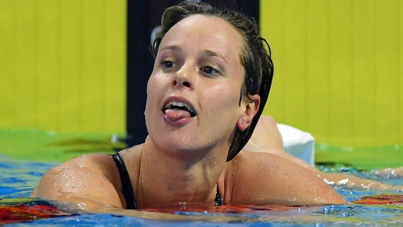 Nuoto: Pellegrini in finale nei 200 sl, Scozzoli non stecca