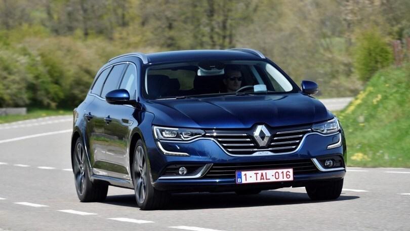 Renault Talisman Sportour, la prova doppia – il comfort e l'eleganza