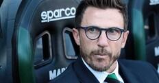Europa League, Di Francesco: «Sassuolo, onora la gara con il Genk»