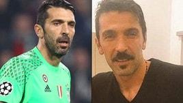 Buffon, una Champions League coi baffi