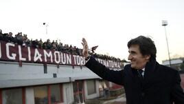 Torino da applausi, allenamento davanti a mille tifosi