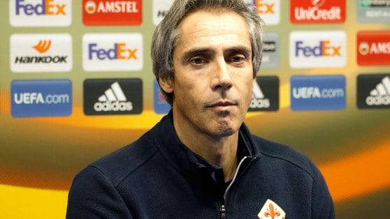 Europa League Fiorentina, Sousa: «Il Qarabag soffre l'intensità»