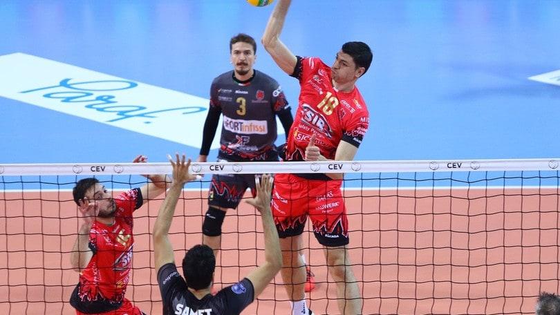 Volley: Champions League, Perugia sbanca Ankara