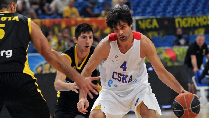 CSKA, playoff sempre più vicini. Obradovic cade a OAKA