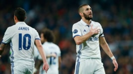 Real Madrid-Borussia Dortmund 2-2: Merengues seconde