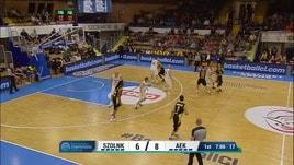 Basket Champions League, la Top-5 del mercoledì
