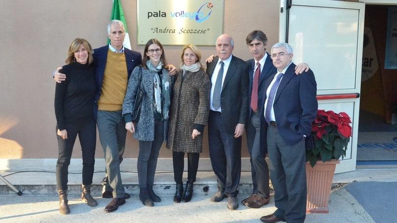 Volley: Il PalaFord intitolato ad Andrea Scozzese