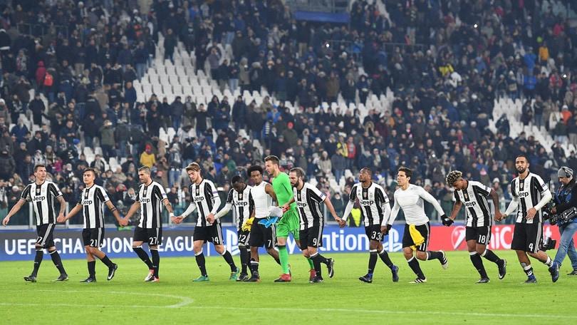 Champions League, Juventus ok: il trionfo a 14,00