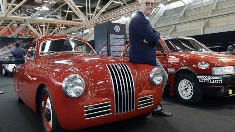 Motor Show, un viaggio nel passato con Passione Classica