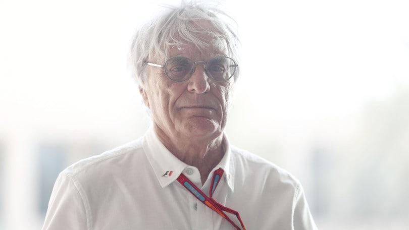 F1, Ecclestone: «Rosberg è un campione del mondo, niente di più»