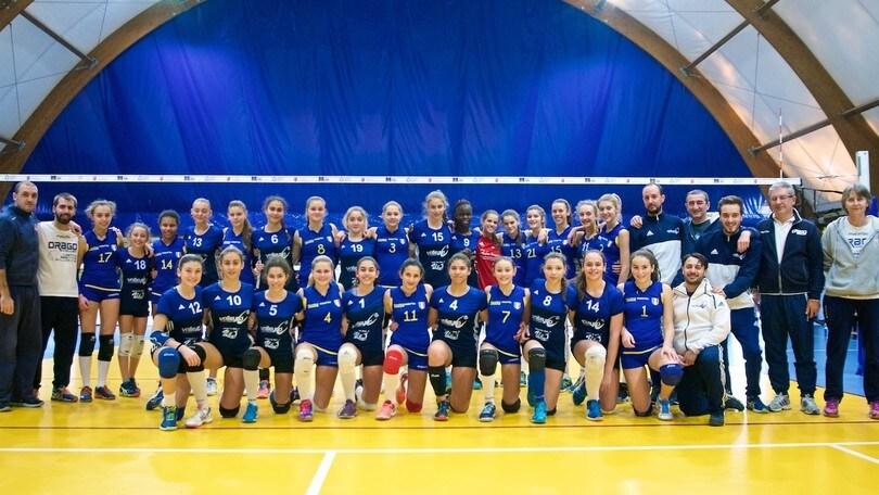 Volley: Una festa del volley per ricordare Andrea Scozzese