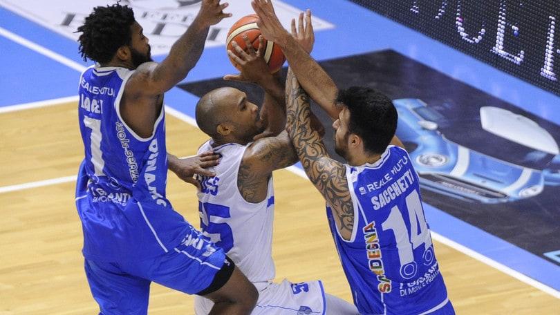 Basket Serie A, Goss rimane a Brindisi
