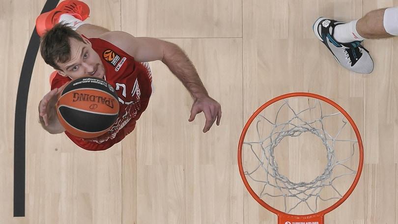 Basket, Serie A: Milano da riscatto a 1,43