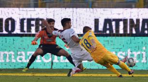 Serie B: Frosinone-Salernitana 1-3, le emozioni della gara