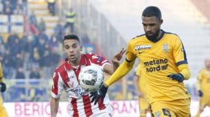 Serie B: Vicenza-Verona 1-0, le immagini del match