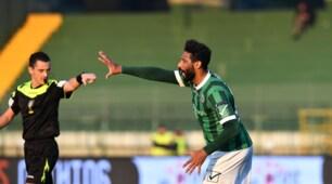Avellino-Benevento 1-1, le immagini del derby campano