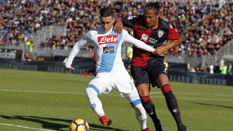 Serie A: Napoli-Torino, pioggia di scommesse azzurre