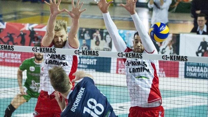 Volley: A2 Maschile Girone Bianco per Santa Croce vittoria al tie break