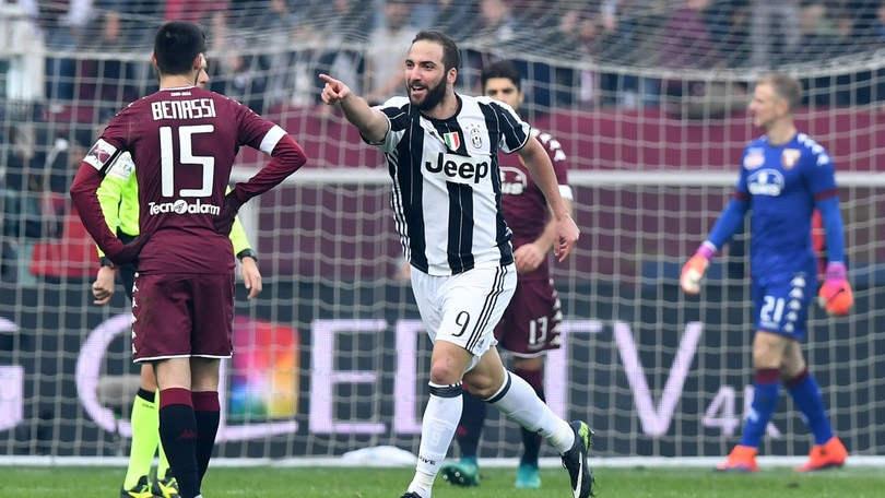 Serie A, super Higuain: il titolo di capocannoniere vale 3,50