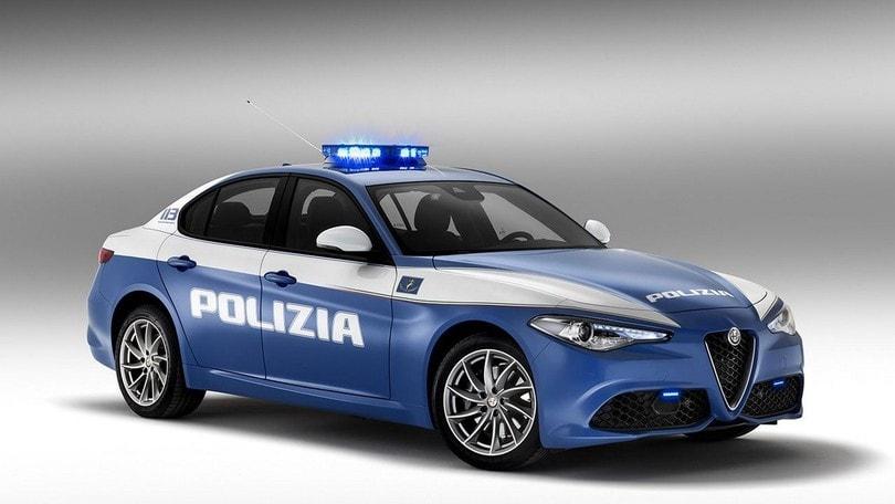 Alfa Romeo Giulia Veloce, due esemplari per la Polizia