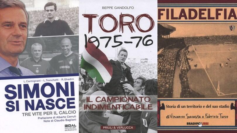 Le tre vite di Simoni e due libri sul Torino
