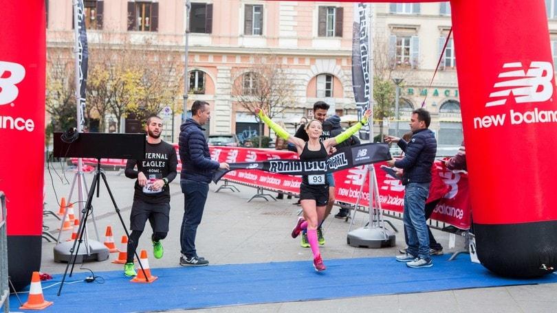 Atletica - Roma City Trail a Paolo Limiti e Laura Casasanta