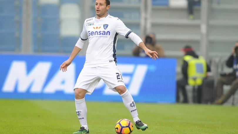 Serie A Empoli, Pasqual ok: pronto per il Palermo