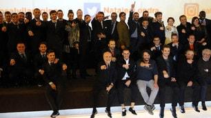 Napoli, che festa al cinema con De Laurentiis!