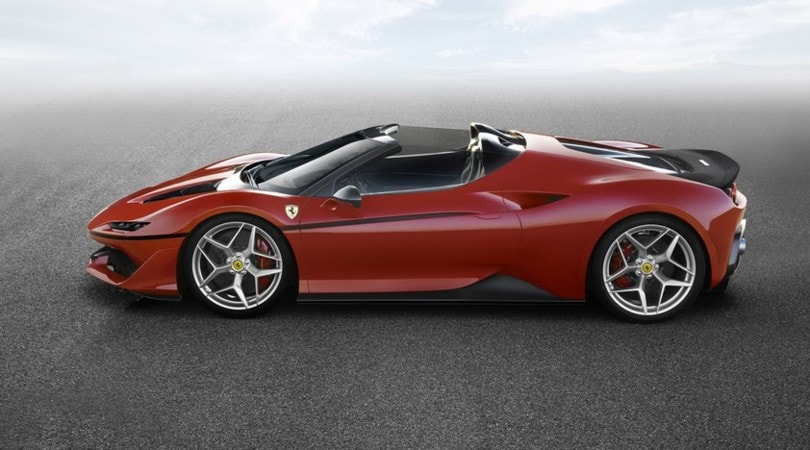 "Ferrari J50, la 488 Spider diventa ""big in Japan"""