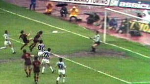 Juve-Roma, la maledizione del gol di Turone