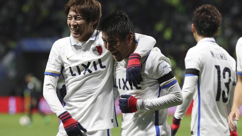 Mondiale per Club: vola il Kashima, trionfo a 9,00