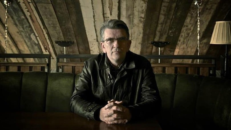 Mike Joyce al Lian Club